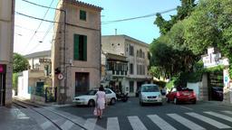Spain Mallorca City Of Sóller