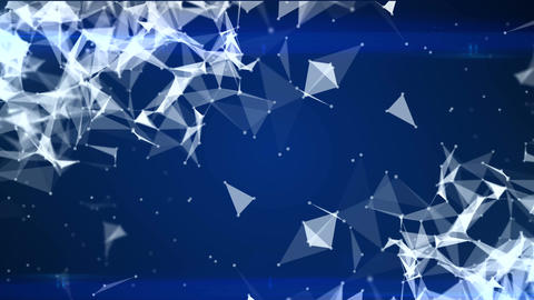 Stylish abstract engineering, technology and science... Stock Video Footage