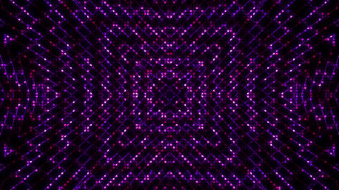 Pixel Texture 09 Vj Loop Animation