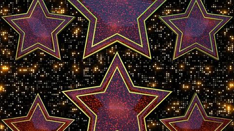 Star Fly 04 Vj Loop stock footage