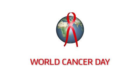 World cancer day Animation