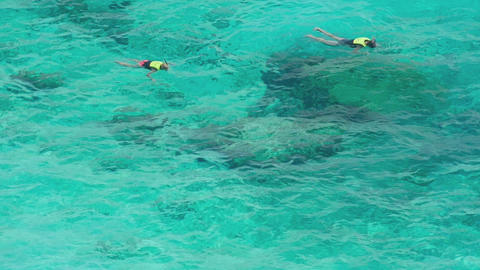 Snorkeling near Similans Footage