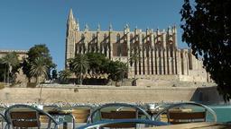 Spain Palma De Mallorca Dalt Murada