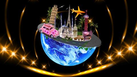 MAGIC TRAVEL Animation
