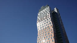 AZ Tower Brno, 111 meters, the tallest building in the Czech Republic Footage