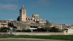 Spain Mallorca Sineu Village