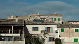 Spain Mallorca Sineu Village 0