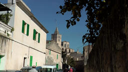 Spain Mallorca Sineu Village 2