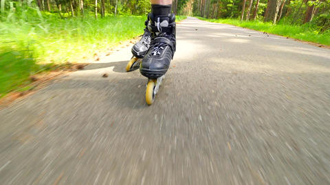 Inline Skating 0