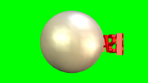 Big sale video advertising banner. Bomb explosion,... Stock Video Footage
