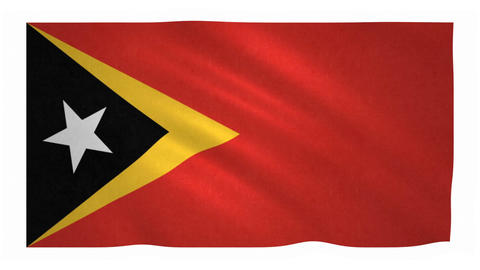 Flag of East Timor 20170522 Animation