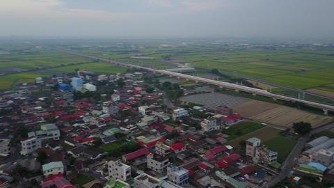 DJI MAVIC 4K Taiwan Chiayi Aerial Drone Video JiaNan Plain 20170529 9 Footage