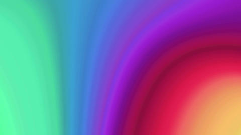 Beautiful color spectrum twirl 4K Stock Video Footage