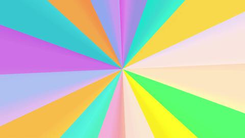 Radiant Rotating Background
