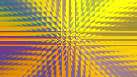 Abstract gold square pattern 4K Animation