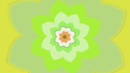 Flower Transition 2/Alpha stock footage