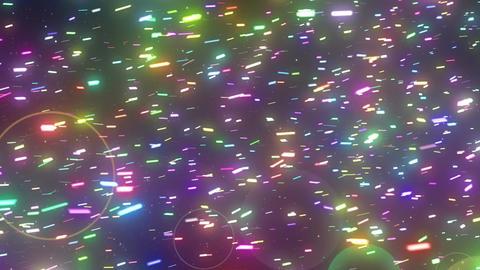 Particle fubuki wht Animation
