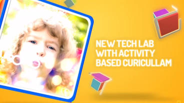 Color Fun Slideshow After Effects Template