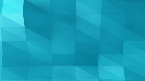 Wave geometric shape backdrop Animation