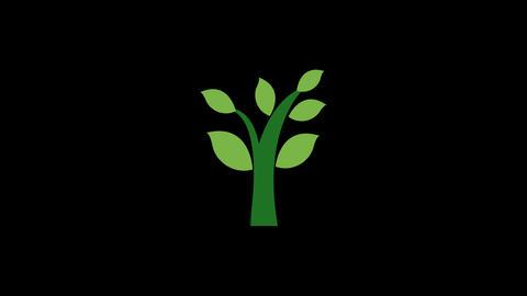 Eco Animated Icon GIF