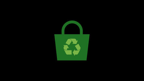 Eco Animated Icon Animation