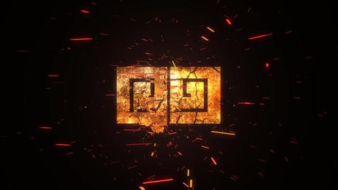HOT LOGO After Effects Template