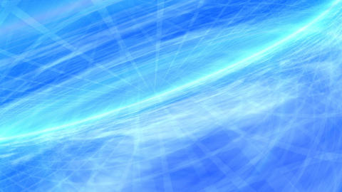 Abstract sky blue CG動画