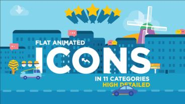 Animated Icons 0