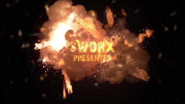 EXPLOSIVE TITLES After Effects Templates