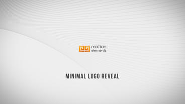 Minimal Logo Reveal After Effects Project