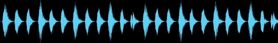 Mild Alarm Sound stock footage