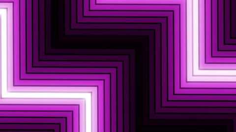 VJ pink purple light event concert dance music videos show party led neon loop CG動画素材