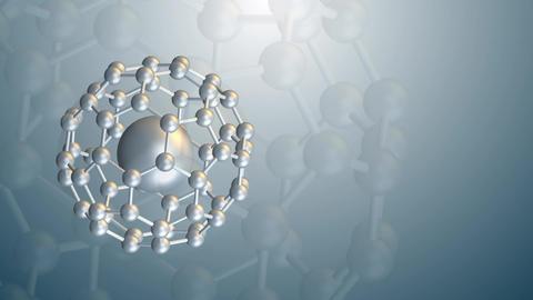 Molekula 3D Animation
