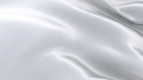 Romantic White Cloth 2 Animation