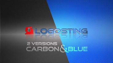 Carbon Logo Sting Intro Plantilla de After Effects