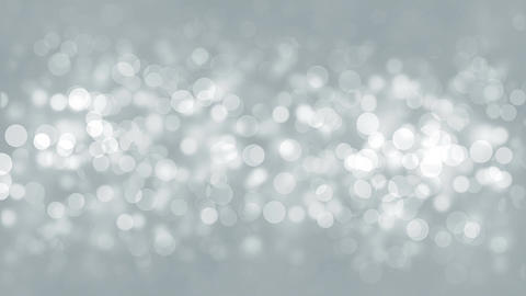 Light Bokeh Particles Background Animation