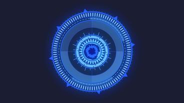 Simple Tech Logo Plantilla de After Effects