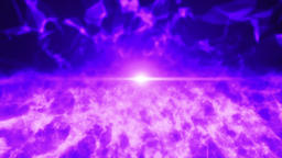 Fire background purple