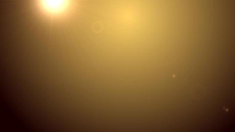 4K Flare Vintage Light Leak Animation