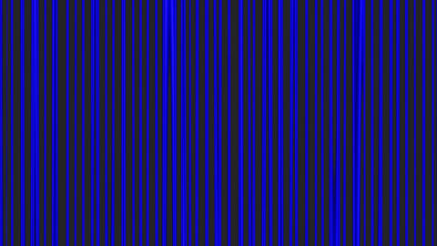 Animation Of Black And Blue Vertical Motion Lines Background Animation