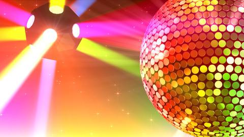 Mirror Ball 2b E Cc 1 HD Stock Video Footage