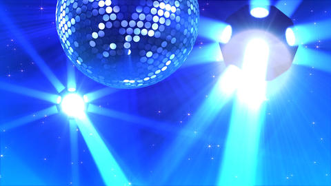 Mirror Ball 2b G Bc 1 HD Stock Video Footage
