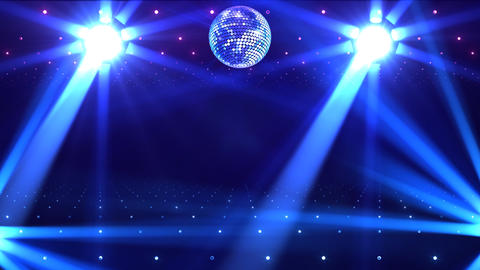 Mirror Ball 2b H Bb 4 HD Stock Video Footage
