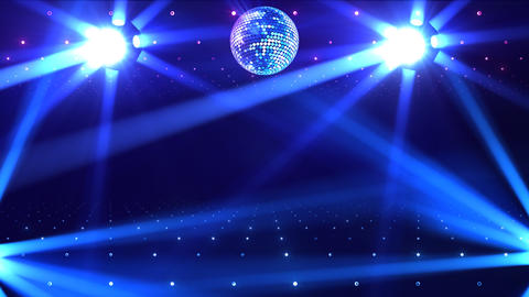 Mirror Ball 2b H Bb 4 HD Stock Video Footage