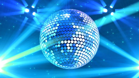 Mirror Ball 2b H Bb 1 HD Stock Video Footage