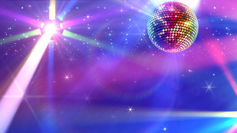 Mirror Ball 2b I Cc 7 HD Animation