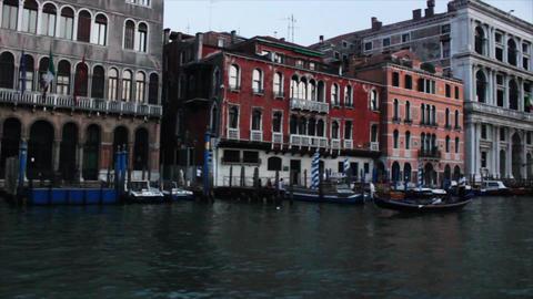 VENICE Canal Grande 10 Stock Video Footage