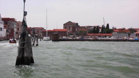 VENICE Lagoon 21 Stock Video Footage