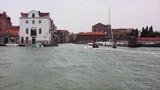 VENICE Lagoon 21 stock footage