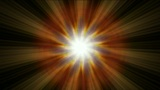 explosion power rays laser energy field in space Animation